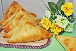 Слоеные хачапури рецепт приготовления