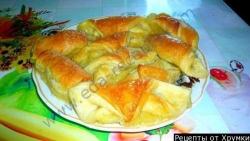 Кулинарный рецепт Слойка со спрайтом с фото