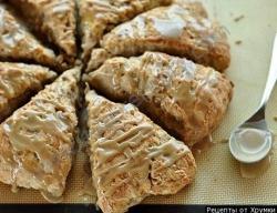 Кулинарный рецепт Сладкий банановый хлеб с глазурью с фото