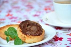 Рецепт Шоколадно-ореховая паста или Нутелла по-домашнему с фото