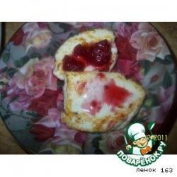 Десерт из адыгейского сыра
