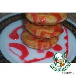 Сырники из сыра ricotta
