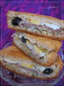 Тунисский сэндвич