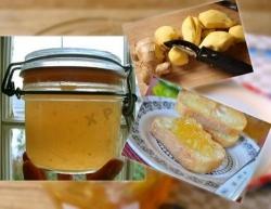 Как приготовить Имбирное варенье из имбиря  рецепт с фото
