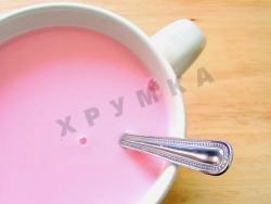 Кулинарный рецепт Коктейль Закат с фото