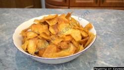 Домашние чипсы из лаваша рецепт с фото
