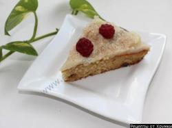 Торт бисквит на кефире