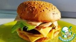 "Бургер ""Биг Тейсти"""