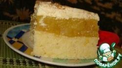 Югославский яблочный пирог