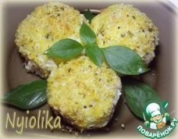 Картофельные крокеты, запеченные в духовке