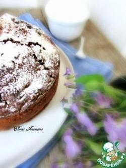 Пирог с сухофруктами и шоколадом от Дж. Оливера