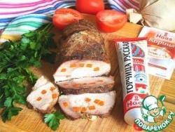 Мясо для бутербродов в горчично-коричном маринаде