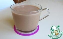 Шоколадно-миндальный напиток