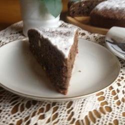 """Шоколадный пирог """"Трио"""""""