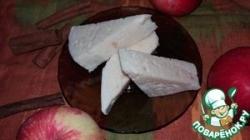 Яблочное суфле-зефир
