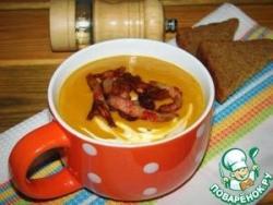 Горохово-овощной суп-пюре