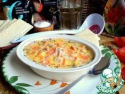 Рыбный суп на сливках