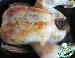 Курица Блюменталя