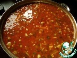 """Холодный суп """"Мурцовка"""""""