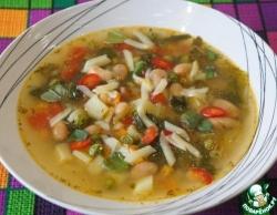 Умбрийский овощной суп