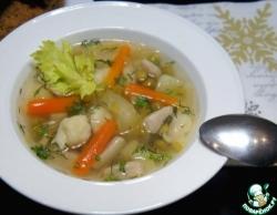 Суп для внучек