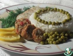 Колбаса рыбная №2