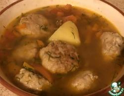 Суп « Турма»