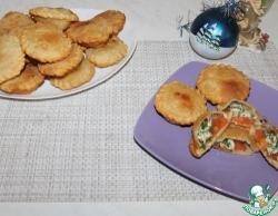 Пирожки с брынзой