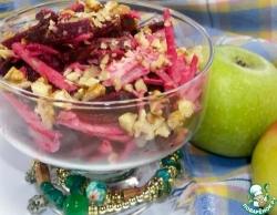 Яркий витаминный салат