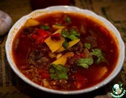 Венгерский суп-гуляш для всех