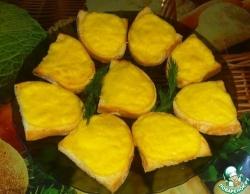 Горячие сырные бутерброды