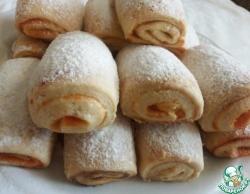 Песочное печенье за 20 минут