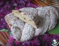 """Торт """"Медовик"""" с яблочным кремом"""