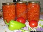 Кулинарный рецепт Лечо с рисом с фото