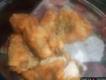 Кулинарный рецепт Минтай в кляре с оладушками с фото