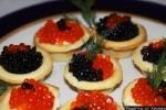 Королевская закуска в тарталетках