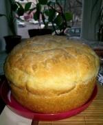 Кулинарный рецепт Хлеб Домашний с фото