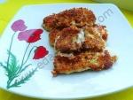 Кулинарный рецепт Жареный сыр сулугуни с фото