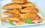 Кулинарный рецепт Сырные сконы с фото