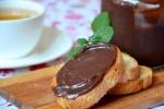 Рецепт Шоколадно-ореховая паста или Нутелла с фото