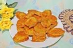 Кулинарный рецепт Банановые пакоры с фото