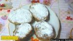 Кулинарный рецепт Пирожные к завтраку с фото
