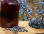 Как приготовить Домашнее вино из терна рецепт с фото