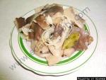 Кулинарный рецепт Вешенки быстрого приготовления с фото