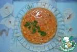 Североафриканский ячменный суп