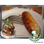 Немецкие колбаски-карри, соус карри
