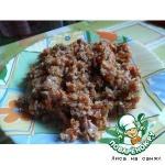 Филе индейки с овощами и полезной гречкой