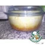 Запеченая индюшиная грудка с рисом
