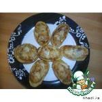 Картофельные лодочки, фаршированные индейкой по-тайски