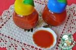 Домашний соус с можжевельником
